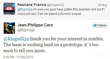 E' in sviluppo ZombiU  2?