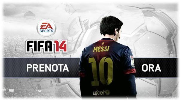 FIFA 14: Ultimate Team anche su PC e PS4, bonus per chi prenota