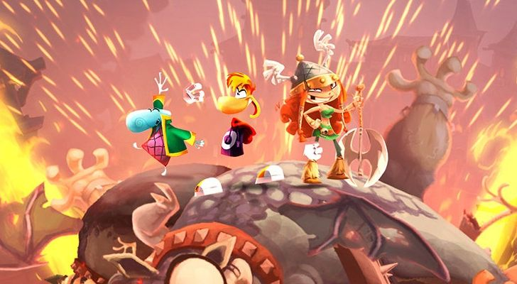 Rayman Legends arriverà anche su Playstation Vita