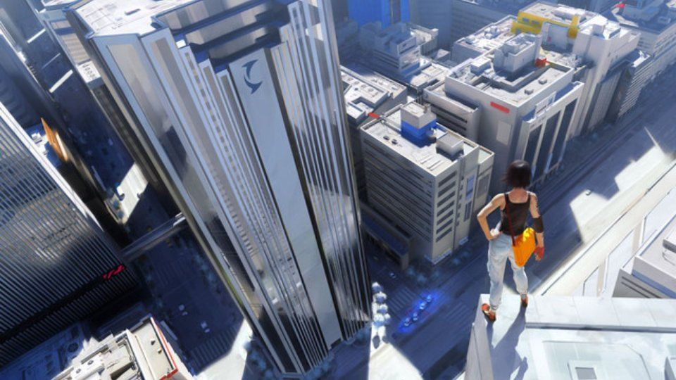 Immagine Mirror's Edge 2?