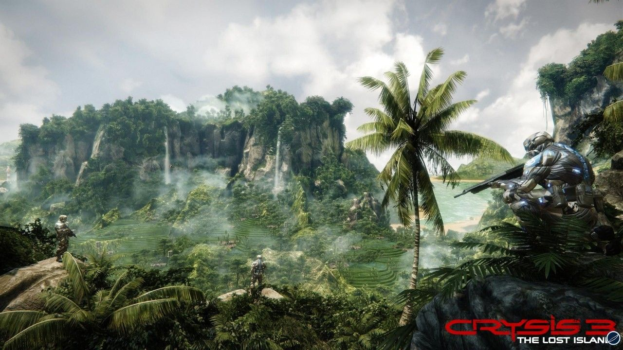 "Ecco ""The Lost Island"", il primo DLC di Crysis 3"