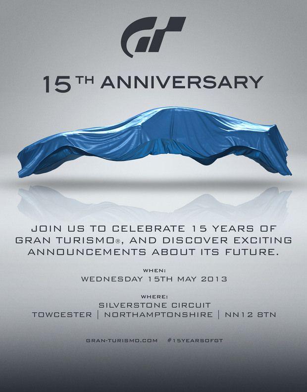 Sette giorni ai 15 anni di Gran Turismo: tempo di annunci?