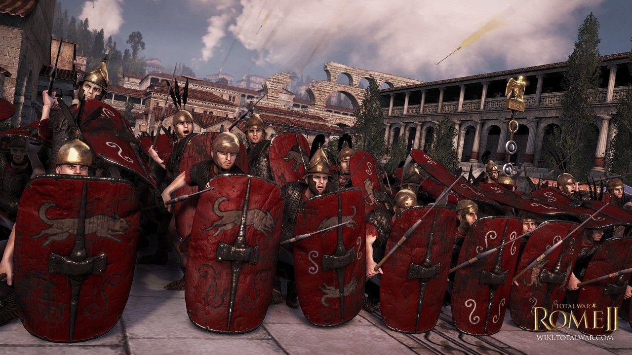 Immagine Total War: ROME II - Ecco data di uscita, cover ed edizione speciale