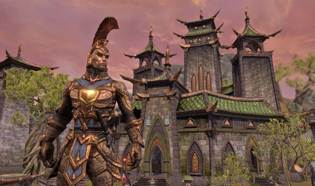 Immagine E3 2013, The Elder Scrolls Online arriverà anche su PS4 E Xbox One