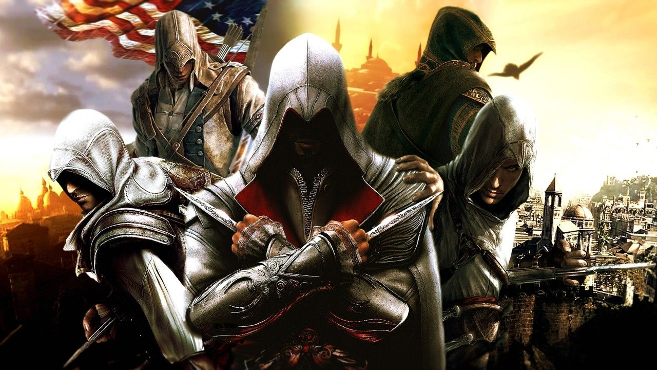 Immagine Assassin's Creed: una saga senza fine!