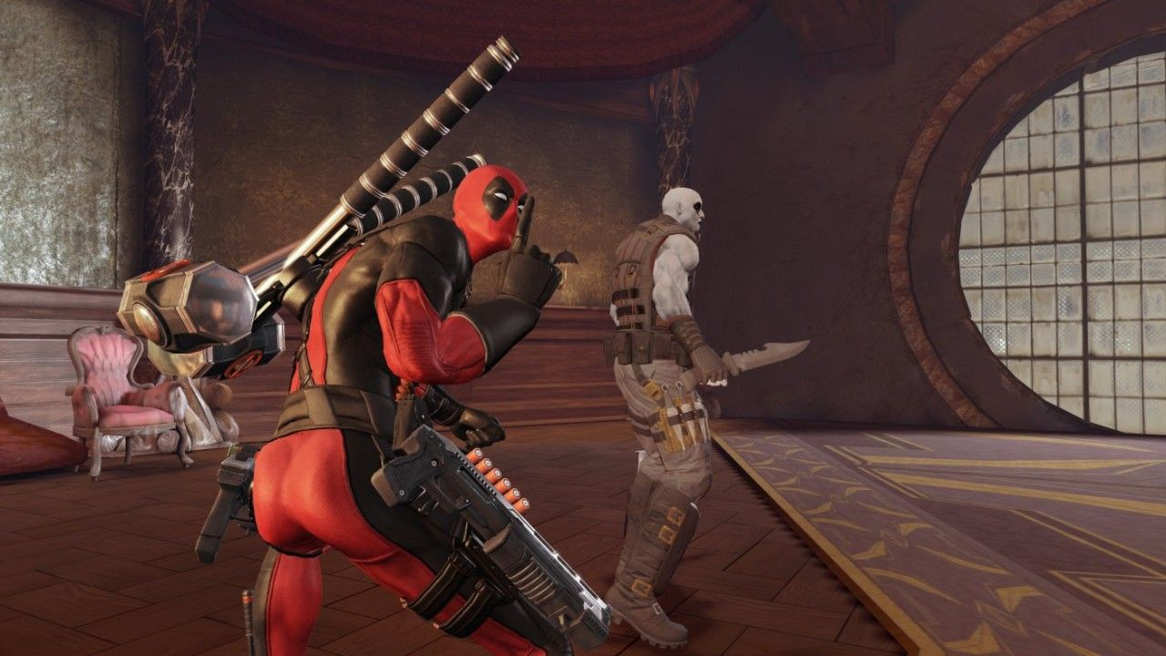 Immagine Deadpool presenta il suo trailer di lancio