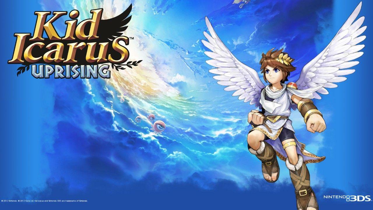 Kid Icarus: Uprising.