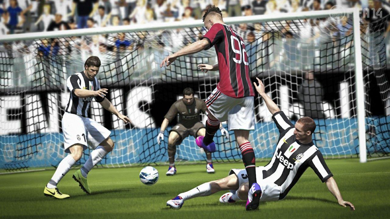 FIFA 14 castrato su PC perché i giocatori non hanno l'hardware adatto