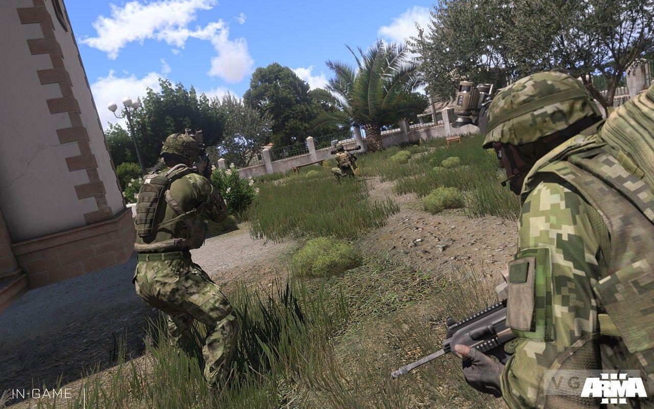Immagine Live-Stream e nuovi Screenshot per ArmA III