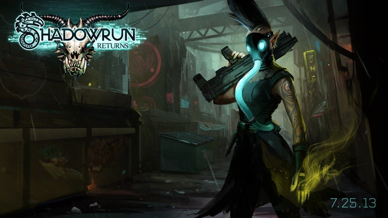 Shadowrun Returns si prepara al lancio