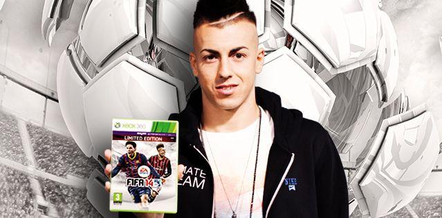 El Sharaawy sulla copertina italiana di FIFA 14