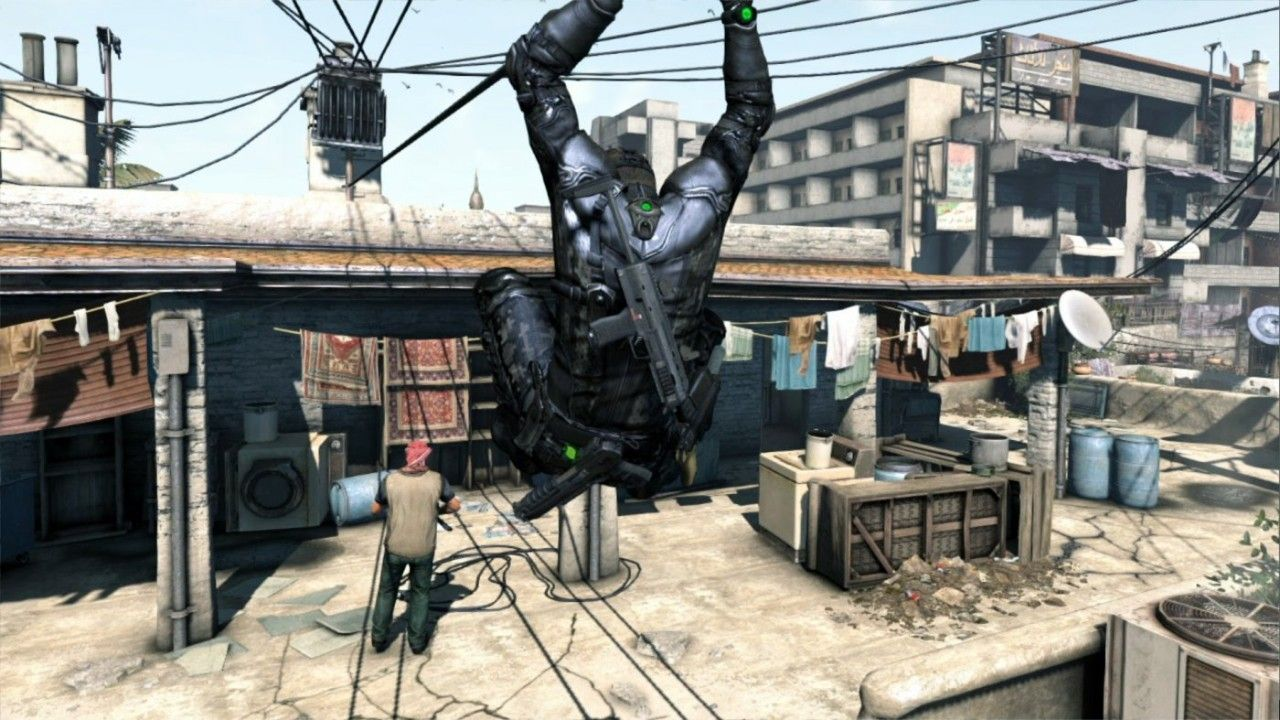 Immagine Splinter Cell: Blacklist entra in fase Gold