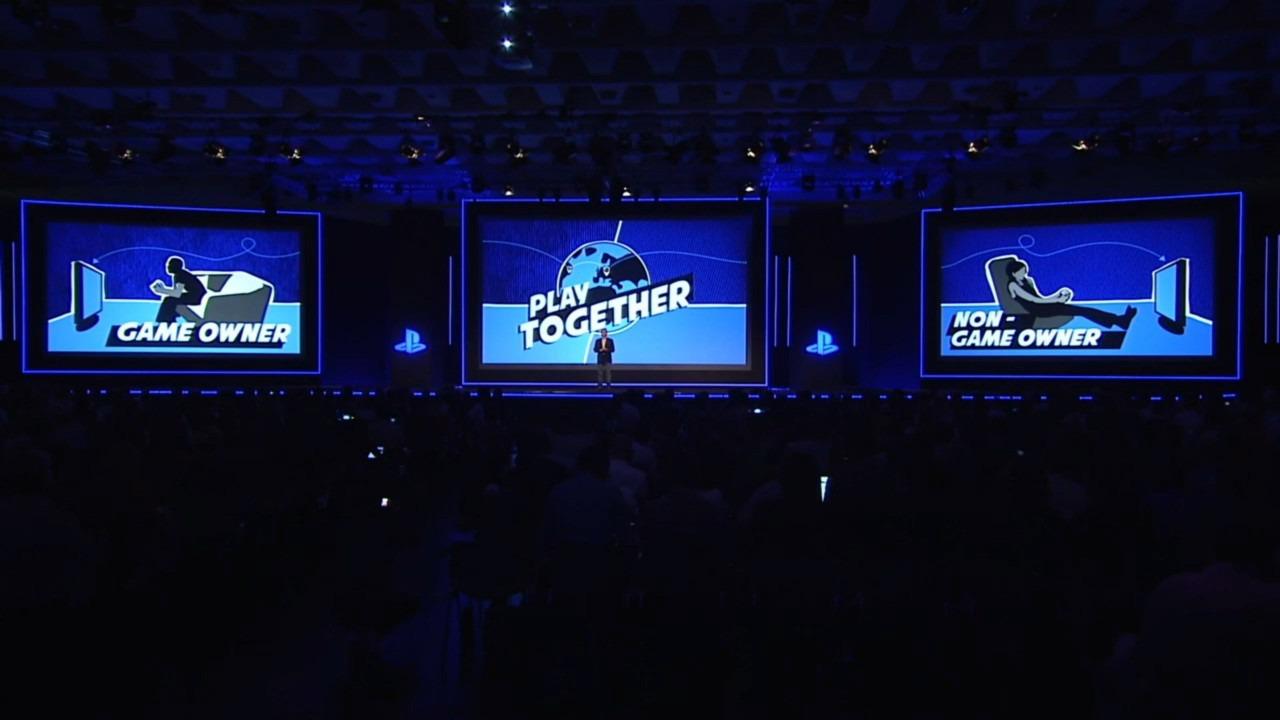 Immagine La nuova funzione Share Play di PS4 sembrerebbe rivoluzionaria