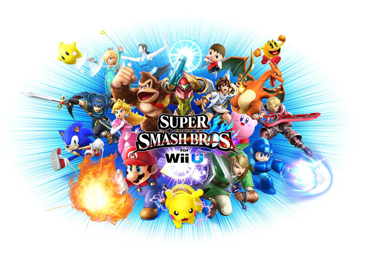Immagine Super Smash Bros. for Wii U ha una data: 5 dicembre
