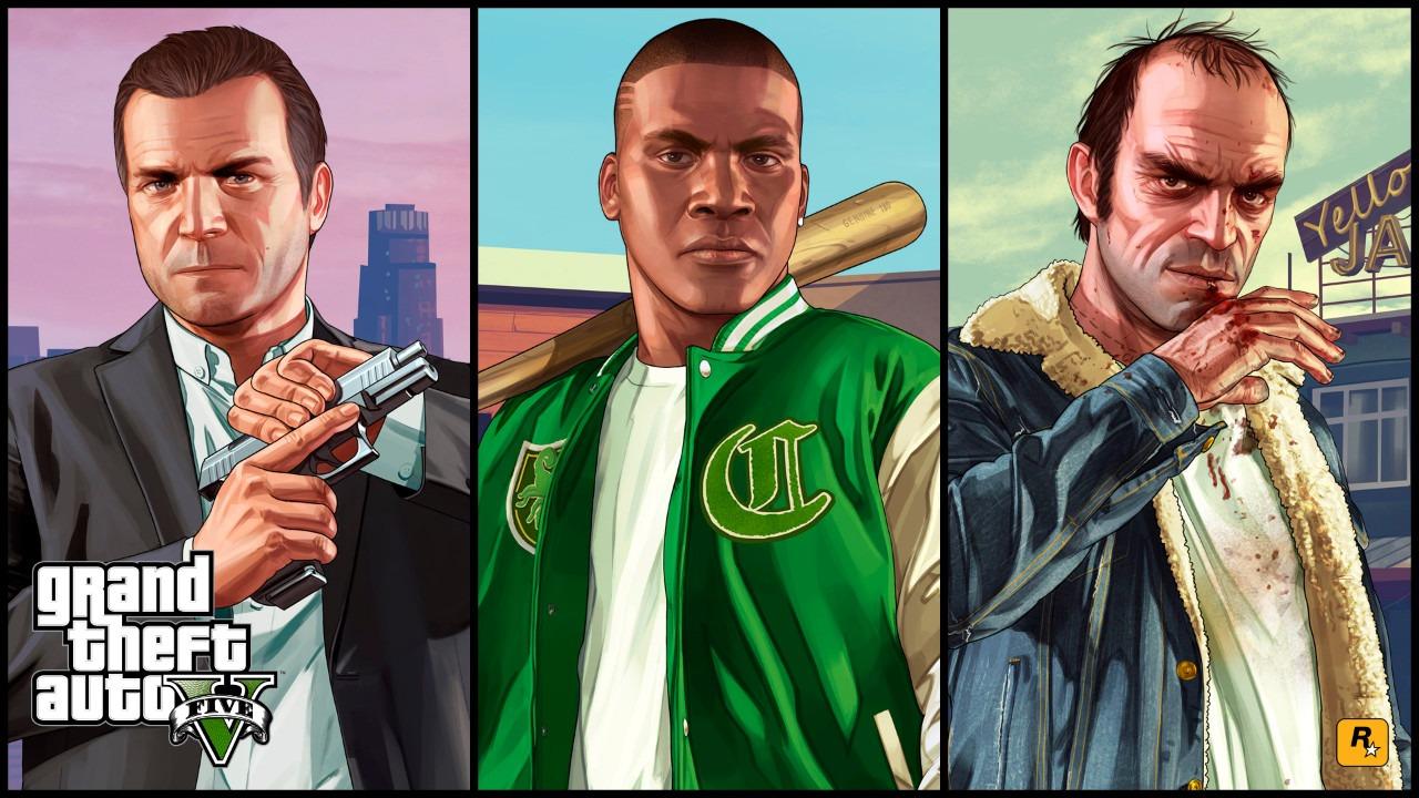Immagine Grand Theft Auto V su PS4 richiederà 50Gb di spazio su Hard Disk