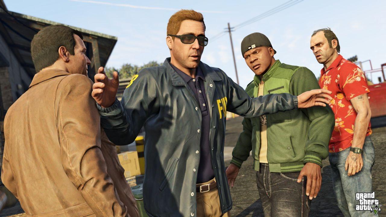 Immagine GTA 5: un confronto fra le versioni Xbox One e PS4