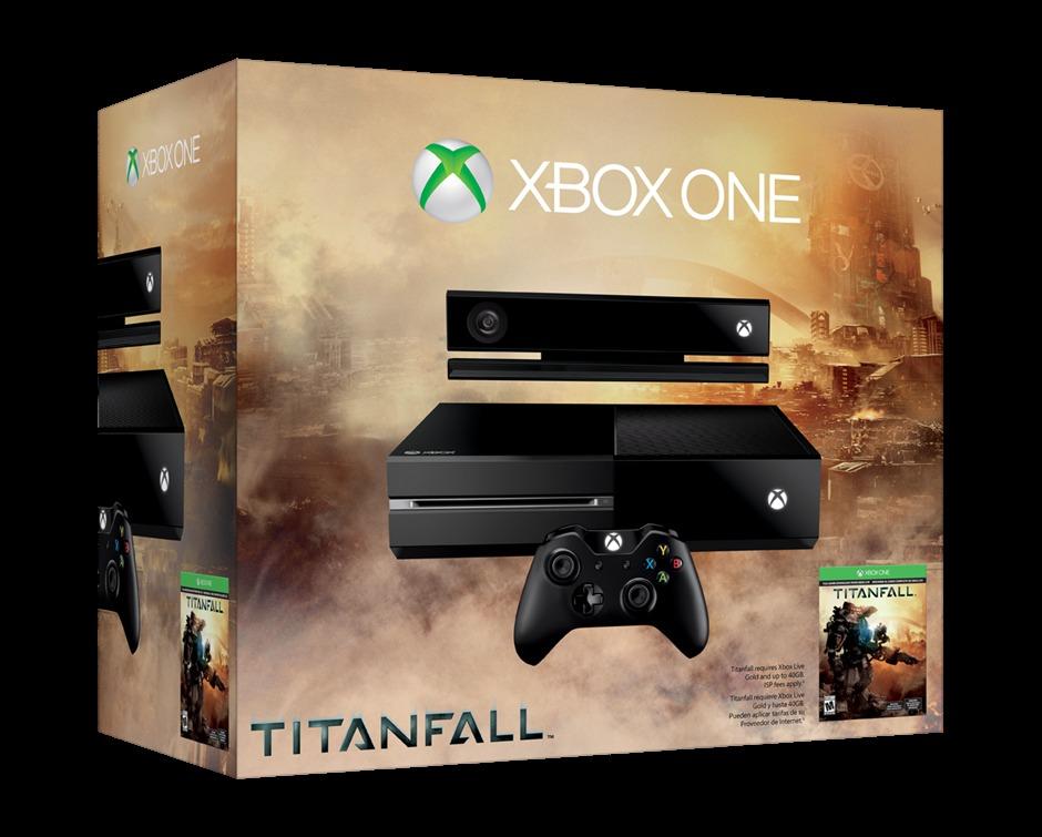 Immagine Xbox One in bundle con Titanfall a partire dal 13 Marzo
