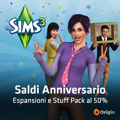 Immagine The Sims festeggia 14 anni!