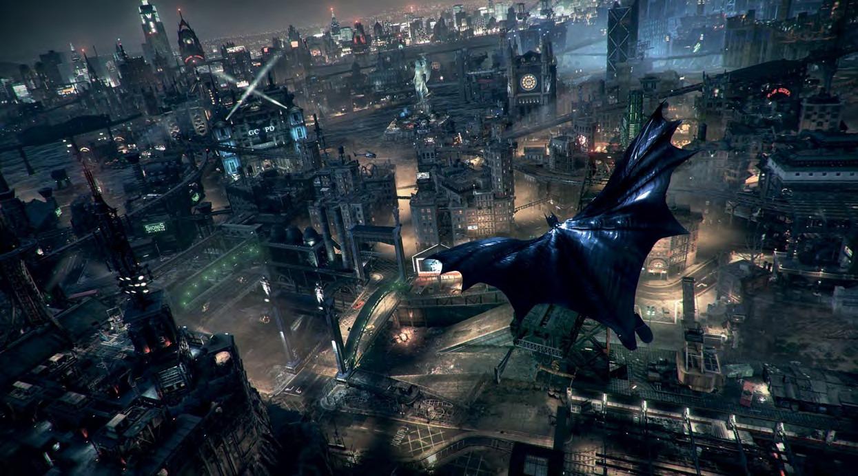 Immagine Batman: Arkham Knight, ecco Due Facce, Pinguino e L'Enigmista