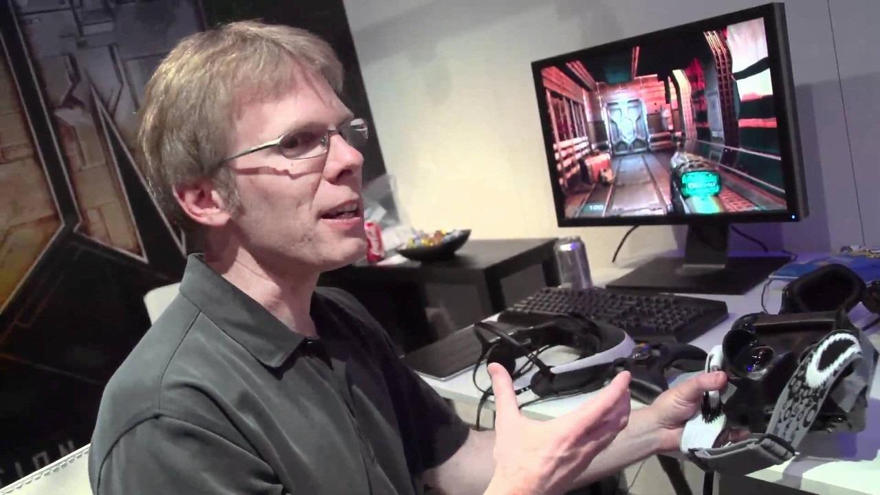 Immagine Oculus Rift: John Carmack critica le potenzialità di Project Morpheus
