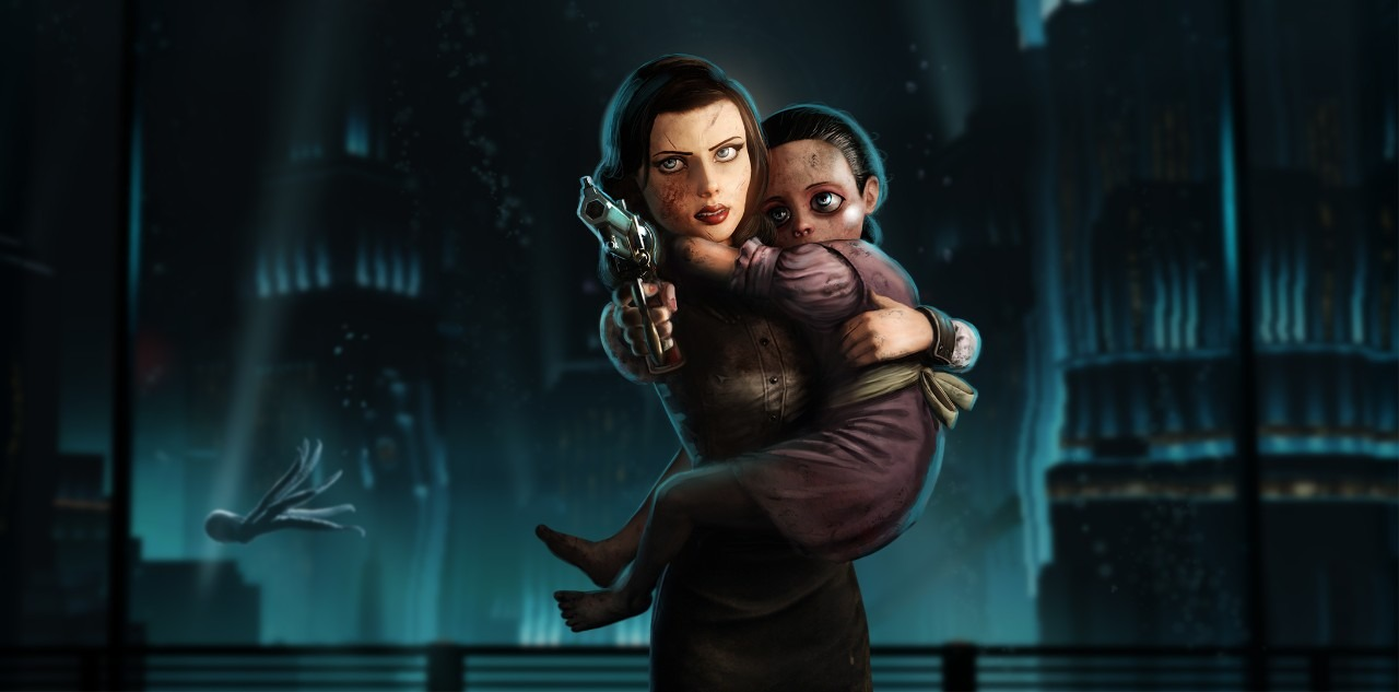 Immagine È disponibile BioShock Infinite: Burial at Sea – Episodio 2