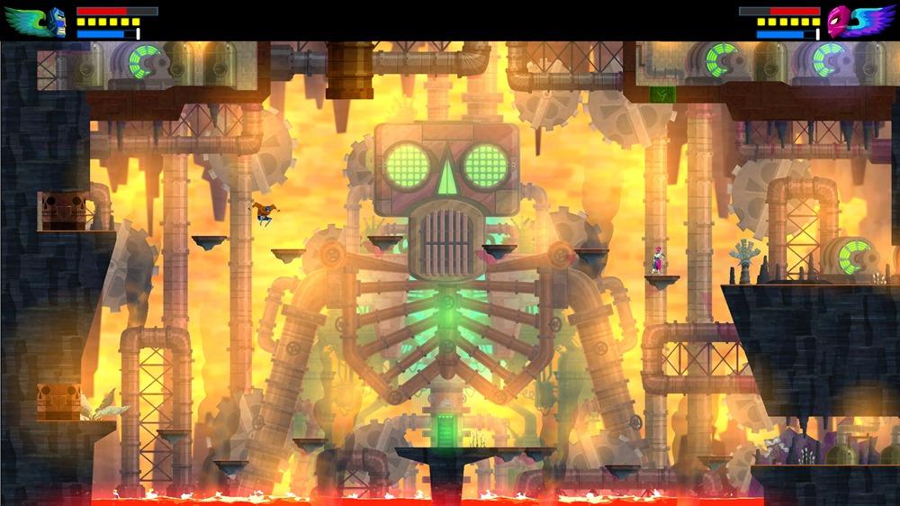 Guacamelee! arriva su PS4, Xbox One, Xbox 360 e Nintendo Wii U