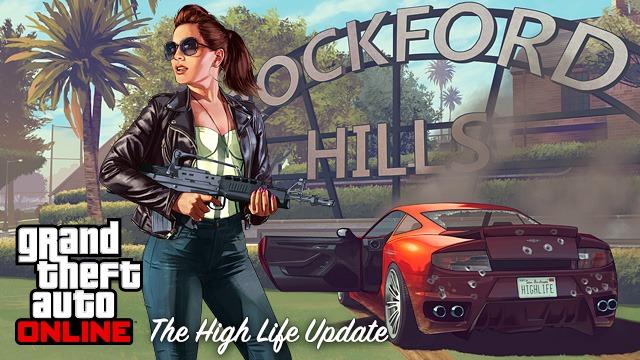 Immagine GTA Online: è disponibile l'aggiornamento High Life