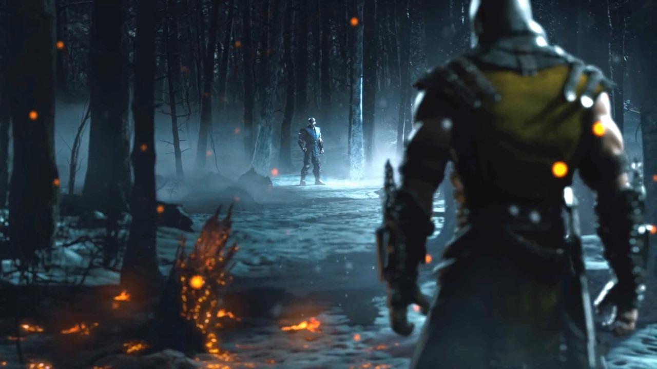 Immagine Trailer ufficiale per il nuovo Mortal Kombat X