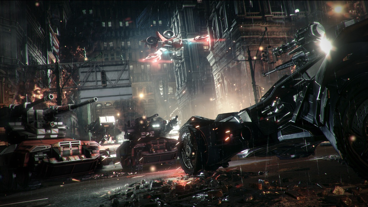 Immagine E3 2014: Lo Spaventapasseri ritorna in Batman: Arkham Knight