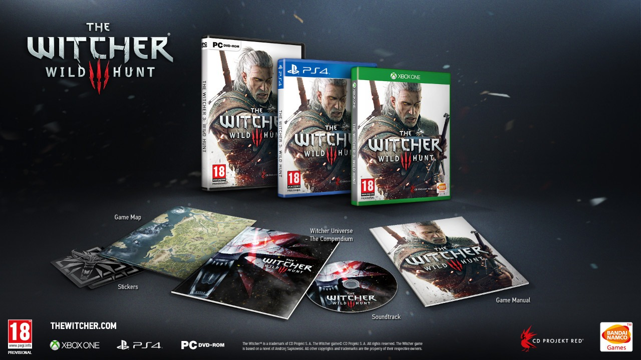 Immagine The Witcher 3: Wild Hunt ha una data di uscita ufficiale