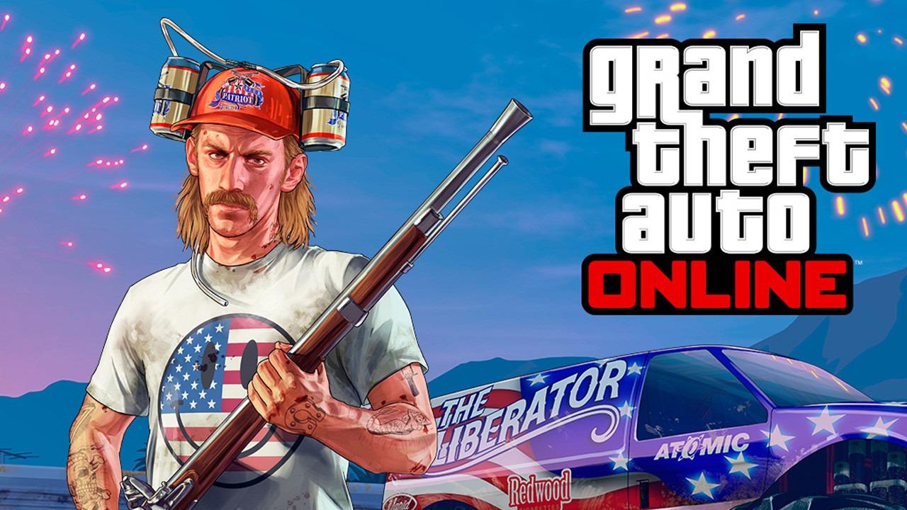 Immagine GTA V festeggia il 4 Luglio con nuovi contenuti