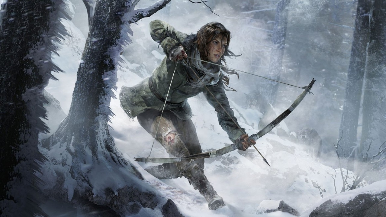 Immagine Rise of The Tomb Raider è esclusiva Xbox