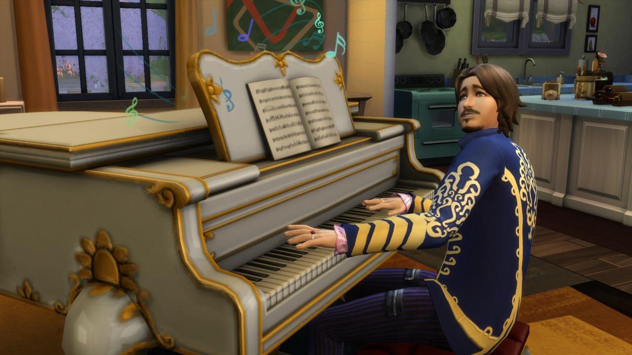 Immagine È disponibile la demo di Crea un Sim di The Sims 4