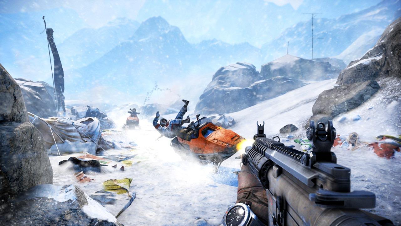 Immagine Far Cry 4 si tinge di spiritualismo: visitiamo lo Shangri-Là
