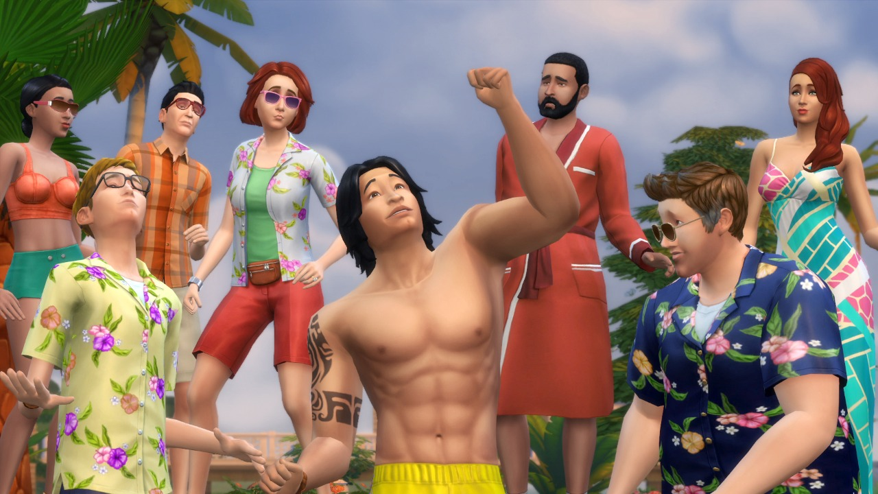 Immagine The Sims 4 è ora disponibile!