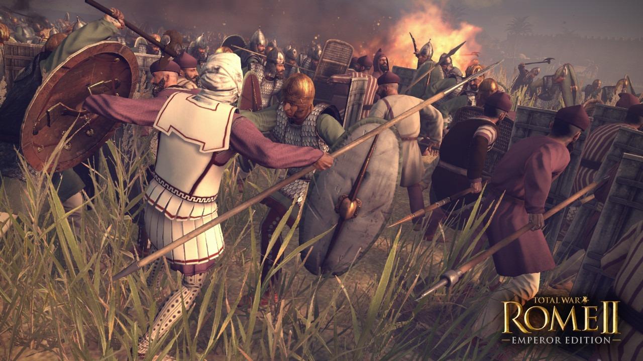 Immagine Dal 16 Settembre l'espansione per Total War: ROME II