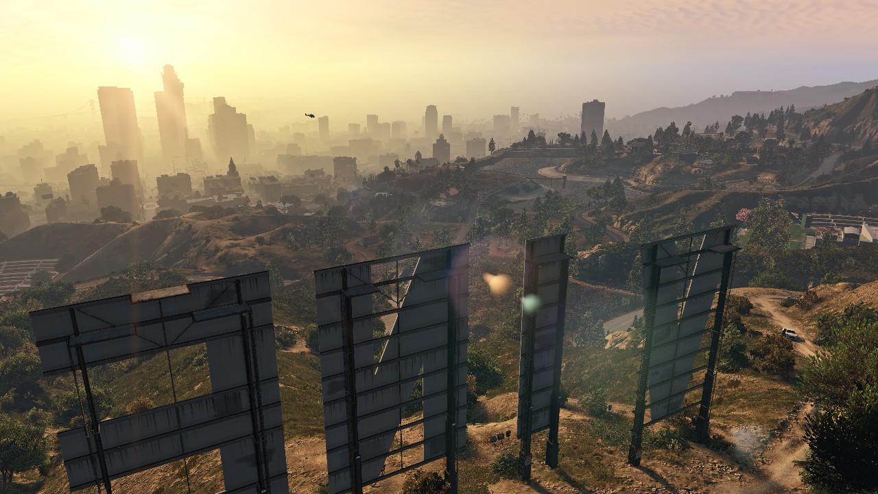 Immagine L'uscita di GTA V su PC è rinviata a Marzo
