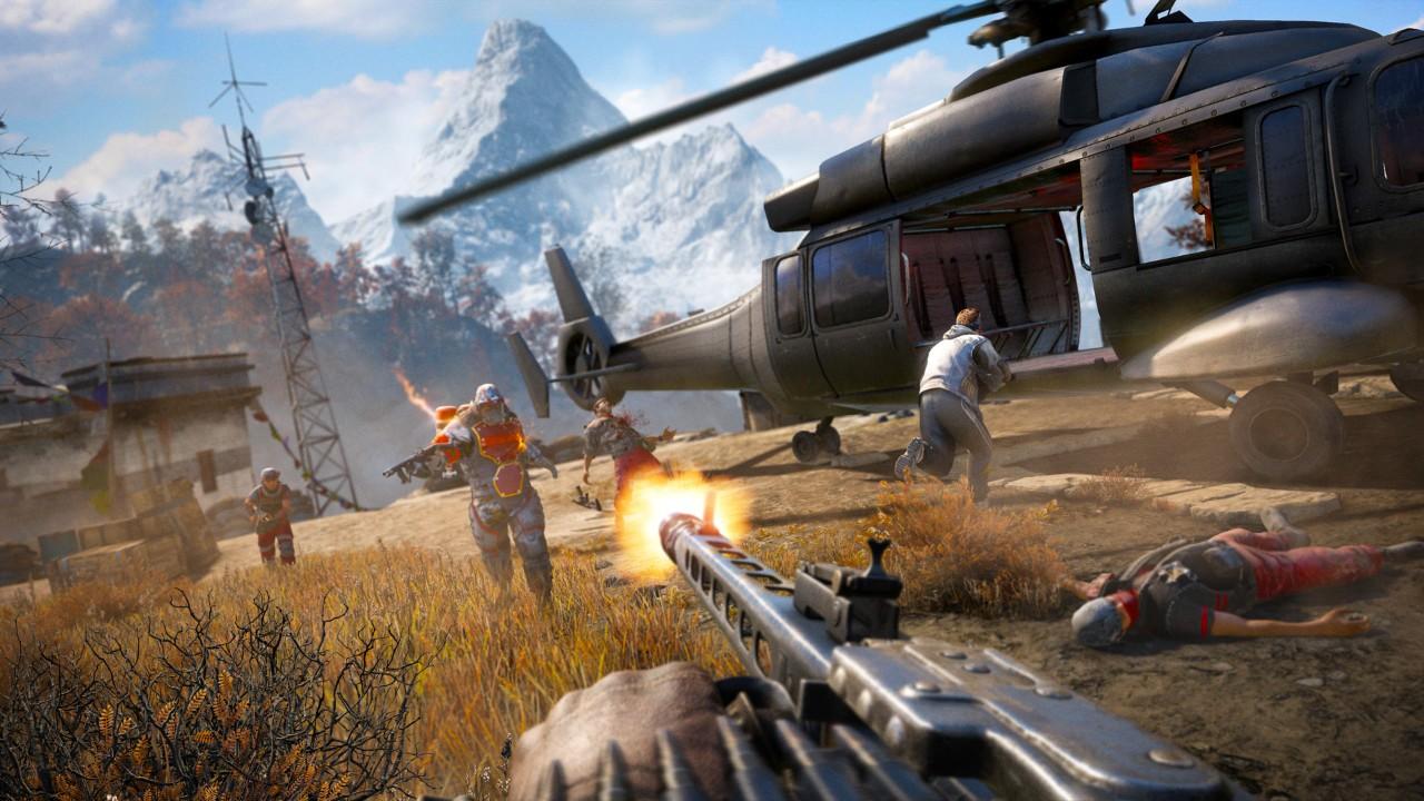 È uscito Fuga da Durgesh: il nuovo DLC per Far Cry 4