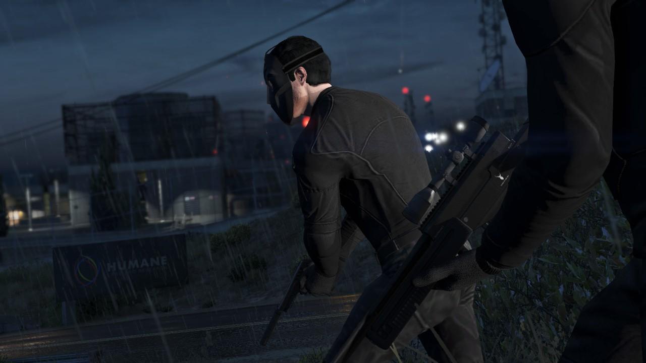 Immagine Le rapine su GTA Online disponibili dal 10 Marzo