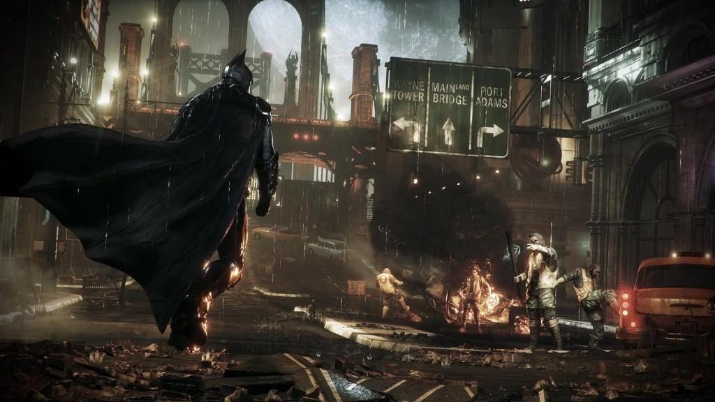 """Immagine """"Gotham è mia"""" - Il nuovo trailer di Batman: Arkham Knight"""
