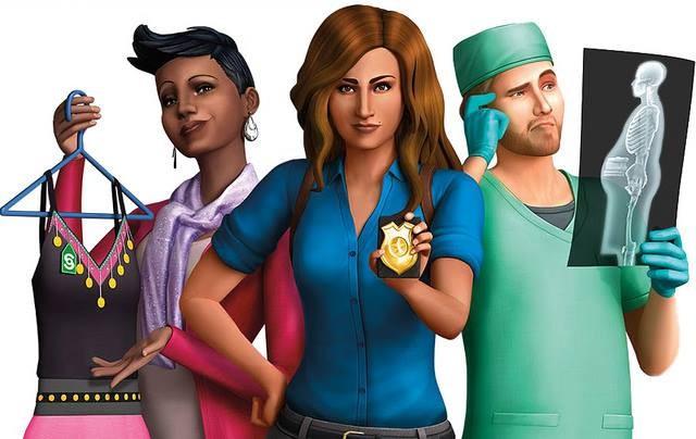 Immagine The Sims 4: Al lavoro
