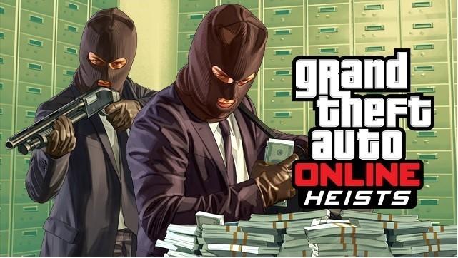 """Immagine GTA Online si aggiorna con i nuovi """"Colpi"""""""