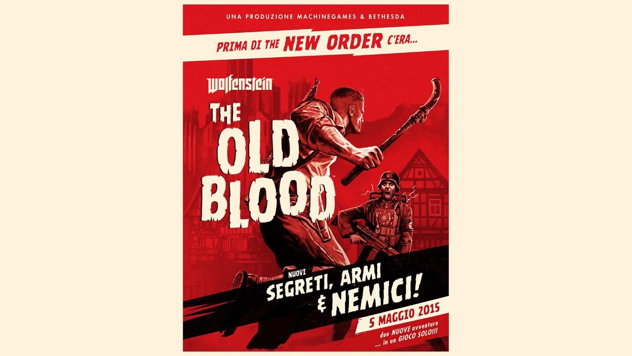 Immagine Bethesda annuncia Wolfenstein: The Old Blood