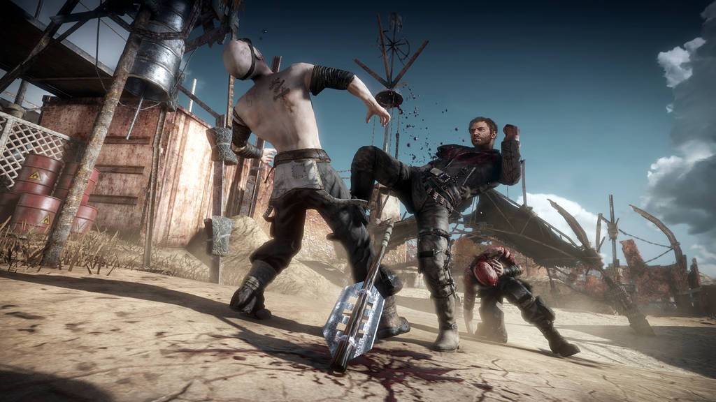 Immagine Un trailer spiega il gameplay di Mad Max