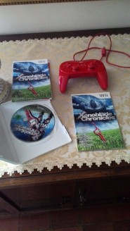 Xenoblade Chronicles Wii e contenuto collector edition