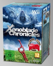 Scatola esterna collector Xenoblade Chronicles