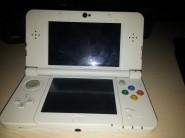 New Nintendo 3DS Bianco + Cover Blu