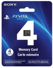 Memory card PSVITA 4GB