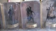 Collezione statuette presonaggi Lo Hobbit mai aperti