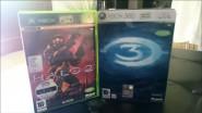 Xbox 360 slim 120 GB con 4 giochi